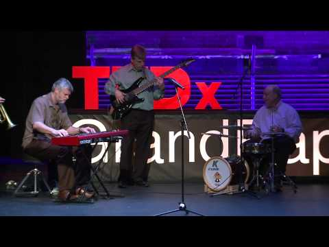 Performance: The Street Jazz Orchestra at TEDxGrandRapids ...