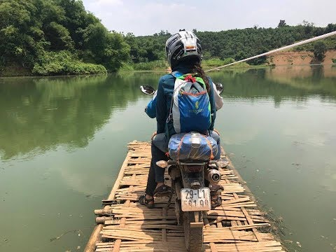 Amazing Vietnam Motorcycle Tours Mai Chau - Off-road Riding, Trail, Single Track Dirt Bike