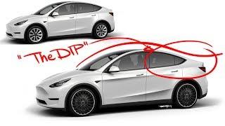 Tesla Model Y Design Makeover - The DIP Changes EVERYTHING