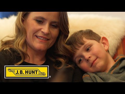 Brought to you by J.B. Hunt