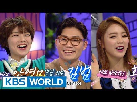 Hello Counselor - Yang Heeeun, Kim Bumsoo,  Hong Jinyoung, & An Yeongmi (2014.12.29)
