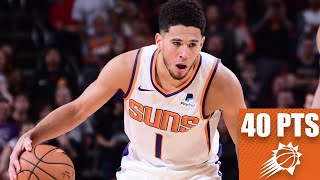 Devin Booker burns the Sixers for 40 points as the Suns stay hot   2019-20 NBA Highlights