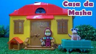 Casa da Masha ORIGINAL - Masha's House - MAISON MASHA  - ДОМ МАША #MASHA #MASHAEOURSO #TiaCris