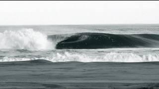 Surfing in skeleton bay