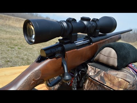 Weatherby Camilla Vanguard Rifle Review