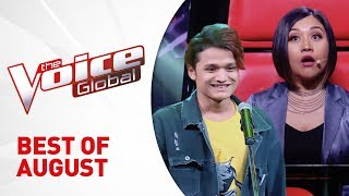 BEST OF AUGUST 2019 in The Voice