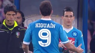 Napoli-Verona 3-0 - Ottavi di finale TIM CUP 2016 - Sintesi