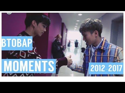 BTOBAP Moments 2012-2017 비투비에이피 (Part.1)