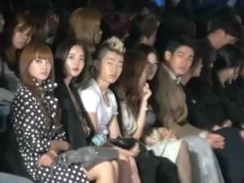 111017 f(x) Victoria - S/S 2012 Seoul Fashion Week