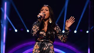 Ramila Moghaddam: We Don't Have To Take Our Clothes Off - Ella Eyre - Idol Sverige (TV4)