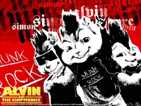 La loba-Alvin y las ardillas