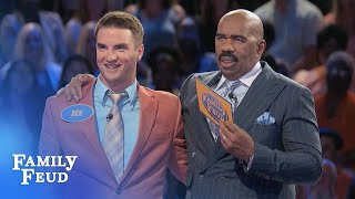 The Janes play Fast Money! | Family Feud