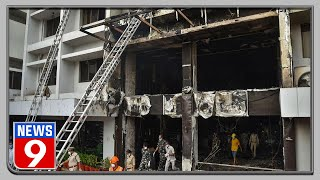 FIR registered in Vijayawada hospital fire incident..