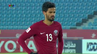 Loạt đá luân lưu tuyệt vời của U23 Việt Nam Vs U23 Qatar  tại  AFC cup 2018