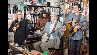 /steve martin and the steep canyon rangers npr music tiny desk concert