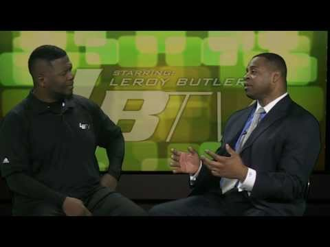 LBTV: LeRoy Butler talks with George Koonce - YouTube