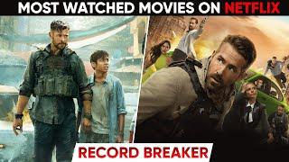 TOP: 10 MOST Watched Movies on Netflix   Official list Netflix Originals   Moviesbolt