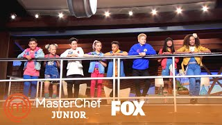 The Kidz Bop Kids Explain The Mystery Boxes | Season 7 Ep. 8 | MASTERCHEF JUNIOR