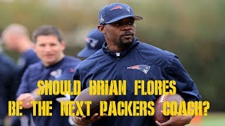 Should Brian Flores be the Next Packers Head Coach?