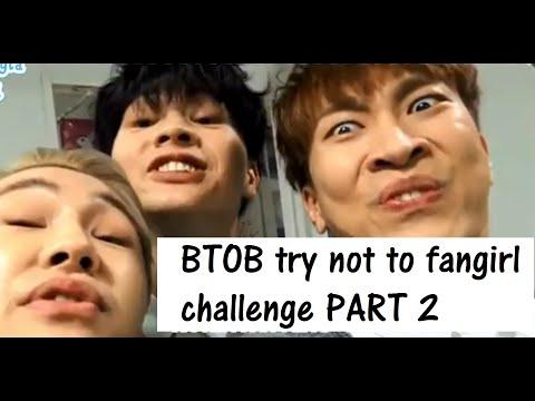 BTOB brother Try Not To laugh Challenge! new men 비투비그리워하다 도전 웃긴영상 비투비 뽀뽀 성재 서은광요리왕 복면가왕 추석특집