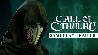 Call of Cthulhu - Gamescom 2018 Gameplay Trailer