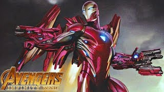 Avengers Infinity War - Alternate Iron Man Mark 50 EXPLAINED