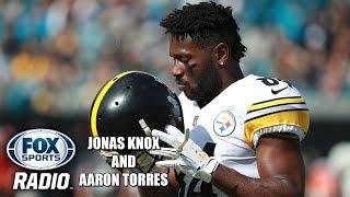 Antonio Brown Is Threatening To Quit Football Over NFL Helmet Requirements