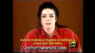 Michael Jackson si difende dalle false accuse 1993 (Sub Ita)