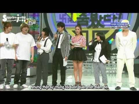 [Vietsub] 100214 .Star.Dance.Battle (Donghae, Leeteuk, Eunhyuk, Shindong, Kyuhyun) Cuts