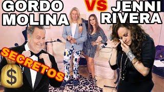 GORDO Y LA FLACA OBLIGARON A JENNI RIVERA A DARLES ENTREVISTA - JUAN RIVERA  - ELISA BERISTAIN