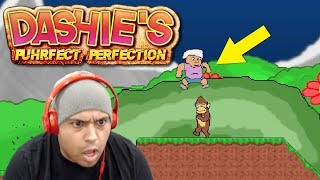 SOMEONE MADE ME A DASHIE VIDEO GAME.. AND IT'S ACTUALLY GOOD!!