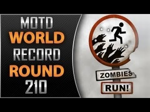 Black Ops 2 Zombies Mob Of The Dead Round 210 Solo WORLD RECORD - 1,000,000 Points [MUST WATCH] - Smashpipe Games