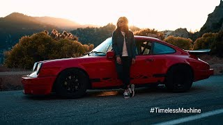 #TimelessMachine Stories: Stunt Driver Sera Trimble and her Porsche 911
