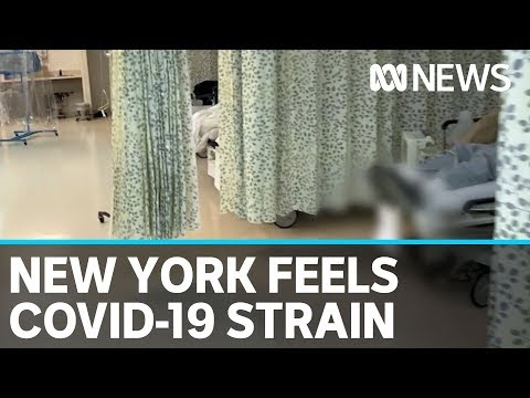 USA surpasses Italy and China with the most confirmed COVID-19 cases in the world | ABC News