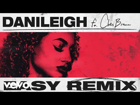 DaniLeigh - Easy (Remix / Audio) ft. Chris Brown