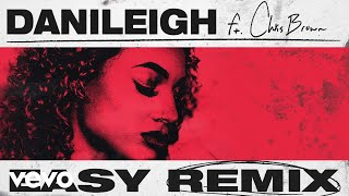 DaniLeigh - Easy (Remix / Audio) ft. Chris Brown