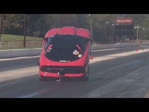 Camaro wheelie - Holley LS Fest