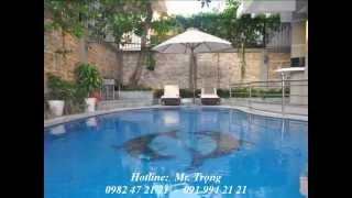 Bán biệt thự Thảo Điền 300m2 hồ bơi tuyệt đẹp