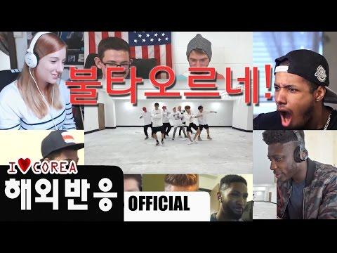 방탄소년단 'FIRE' 안무/해외반응-리액션 BTS Dance Practice reaction