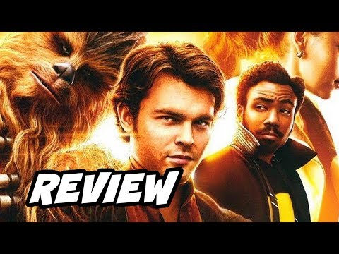 Solo A Star Wars Story Review NO SPOILERS