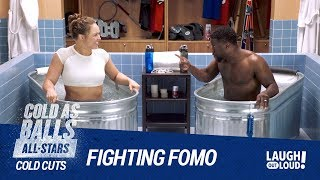 Ronda Rousey Talks About Dominating the UFC | Cold As Balls | Laugh Out Loud Network
