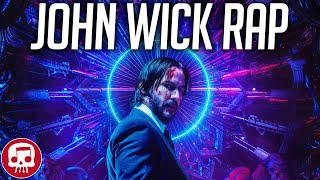"""JOHN WICK RAP by JT Music - """"Get Wick'd"""""""
