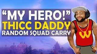 """""""MY HERO!"""" THICC DADDY 