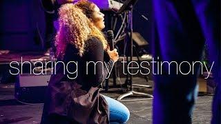 Summer 2017 Rewind Vlog (Part One): Sharing My Testimony & Worship