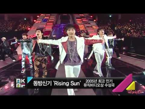 081115 | SHINee 샤이니_ Rising Sun (TVXQ!)