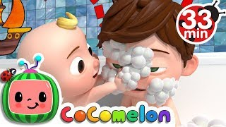 Bath Song | +More Nursery Rhymes & Kids Songs - CoCoMelon - YouTube