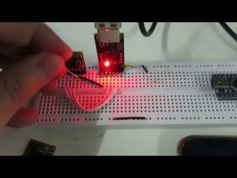 ESP8285 with airkiss config