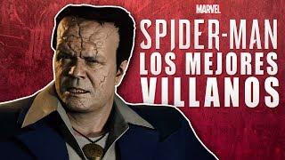 Los mejores (y peores) villanos de Spider-Man PS4