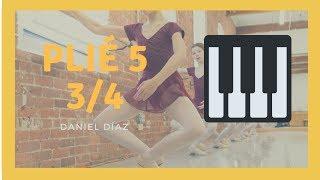 PLIÉ 5 (Ballet music) - [Music for Ballet Class]