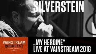 Silverstein | My Heroine | 4K Live Video | Vainstream 2018